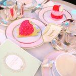 ラデュレ・サロン・ド・テ 銀座三越店の感想!イチゴのケーキが可愛すぎる♡