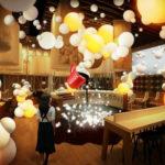 原宿にネイキッド監修の泡カフェが限定オープン!期間はいつからいつまで?