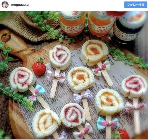 サンドイッチロールの画像