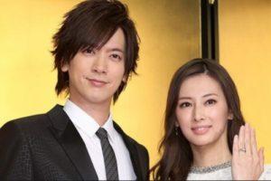 北川景子とDAIGOの画像