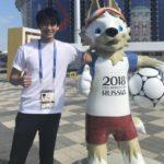 竹内涼真ワールドカップのサポーターで人気・好感度が急上昇!その理由は?