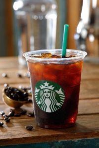 スタバアイスコーヒーの画像