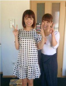 小林麻耶とkoyumiの画像