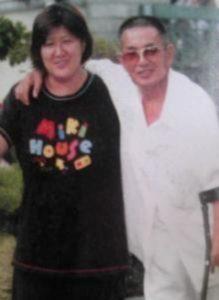 林健治と林真須美の画像