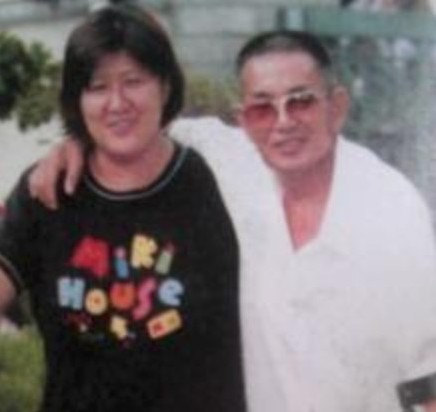林真須美と林健治の画像