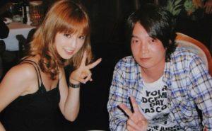 小倉優子と元旦那の画像