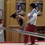 [動画]速見コーチの宮川選手に対する暴力映像が想像以上!ビンタが衝撃