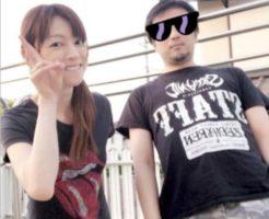 吉澤ひとみと夫の画像