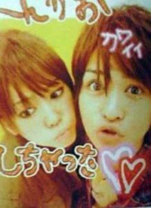 桐谷美玲と瀬戸康史の画像