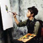 【作品画像まとめ】大野智の絵の才能がプロ並み!絵画は趣味で、独学で学んだ?