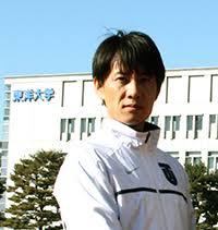 酒井俊幸監督の写真