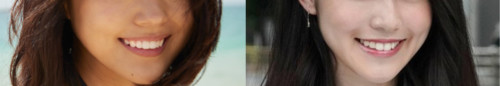 有村架純と今田美桜の画像