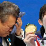 桜田五輪相が池江璃花子選手に「ガッカリ」発言。過去にも問題発言していた。
