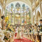[モニタリング]ゆずが歌っていた結婚式会場はどこ?トドメの接吻の撮影も!