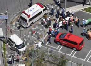 滋賀県事故の画像