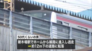 新木場駅の画像