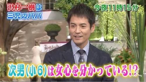 沢村一樹の画像
